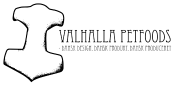 Valhalla Petfoods logo
